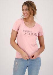 Shirt Blühend Schön