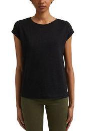 Edc T-Shirt Knopfdetail