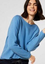 Tos Structured Pullover