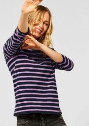 Striped Raglan T-Shirt