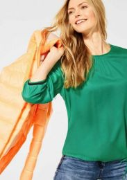 Solid Max Mix Blouse