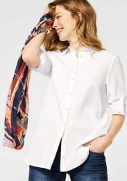 Solid Long Blouse