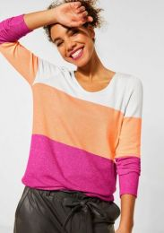Colorblog Shirt W.Puff S