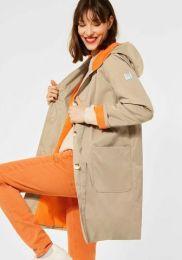 Hoody Coat W. Teflon