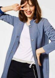Jersey Pique Coat