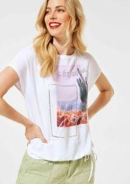 Mat Mix Photoprint Shirt