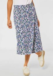 Midirap Skirt Printed L7
