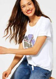 Sequins Circle Shirt