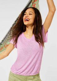 Shirt Volant Sleeves