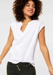Solid Shirtblouse
