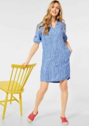 Linen Dress Stripe
