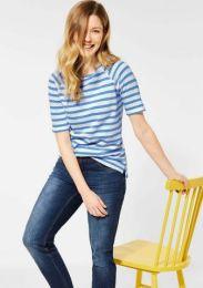 Raglan Stripe T-Shirt
