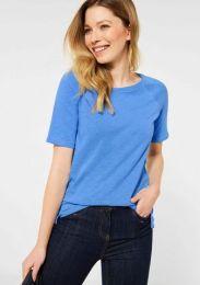 Raglan Solid T-Shirt