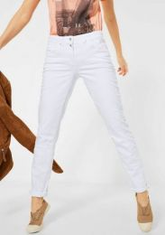 Capri Jeans Scarlett Whi