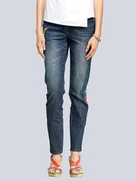 Da. Skinny-Jeans