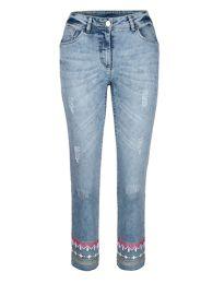 Da. 3 4 Jeans
