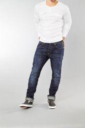 Rock Regular Fit Jeans,Blau