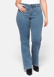 Da. Bootcut-Jeans