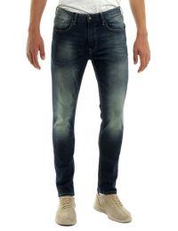 5-Pocket-Jeans,Stone Washed