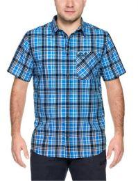 Outdoorhemd,Night Blue Checks