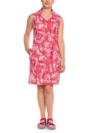 Kleid,Hot Coral All Over