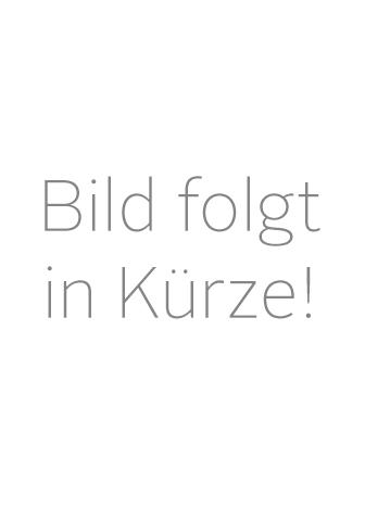 Feminines Chiffon-Kleid,Schwarz