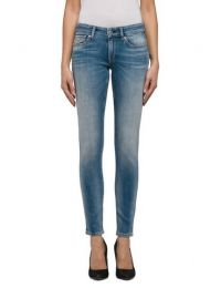 Skinny-Jeans Low Waist,Light Blue D